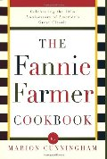 Fannie Farmer Cookbook: Anniversary, The