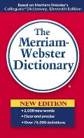 Merriam-Webster Dictionary, The