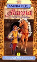Alanna: The First Adventure (Song of the Lioness, Vol. 1)