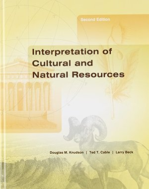 Interpretation of Cultural and Natural Resources