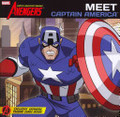 Avengers: Earth's Mightiest Heroes! #2: Meet Captain America, The