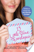 13 Little Blue Envelopes with Bonus Material