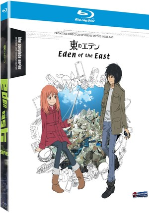 Eden of the East: The Complete Series (Blu-ray)