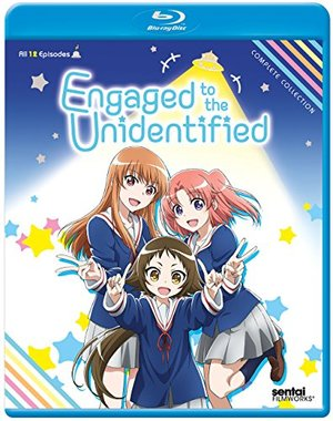 Engaged to the Unidentified (Blu-ray)