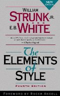 Elements of Style, Fourth Edition, The