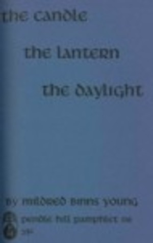 Candle, the Lantern, the Daylight, The