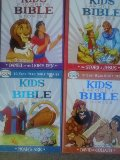 10 Easy-to-Read Kids Favorite Bible Stories 4-Pack