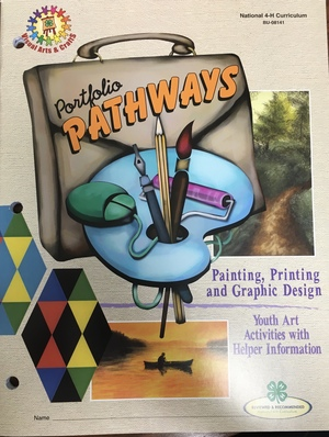Portfolio Pathways: Painting, Printing and Graphic Design