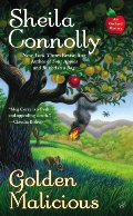 Golden Malicious (Apple Orchard Mystery, No. 7)