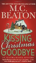 18 - Agatha Raisin Kissing Christmas Goodbye