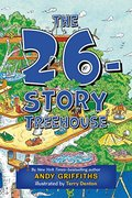 26-Story Treehouse (The Treehouse Books), The