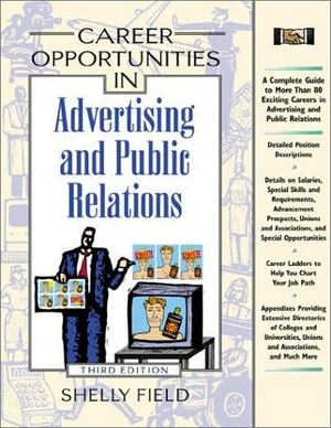 Career Opportunities in Advertising and Public Relations  27700