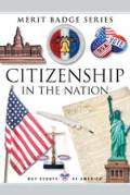 BSA Citizenship in the nation merit badge book