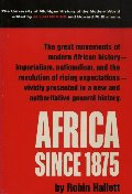 Africa Since 1875: A Modern History (Hist of Modern World)