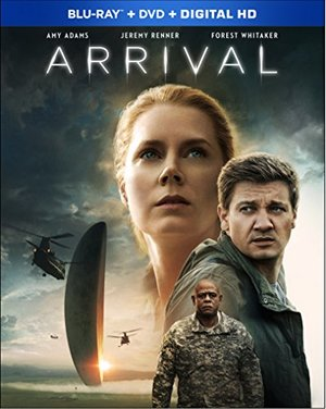 Arrival [BD/DVD/Digital HD Combo ] [Blu-ray]