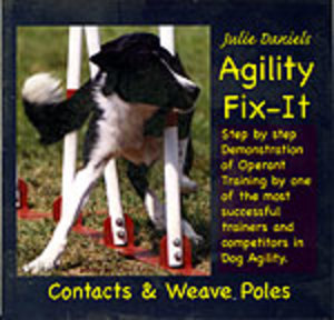 Agility Fix-It - Contacts & Weave Poles