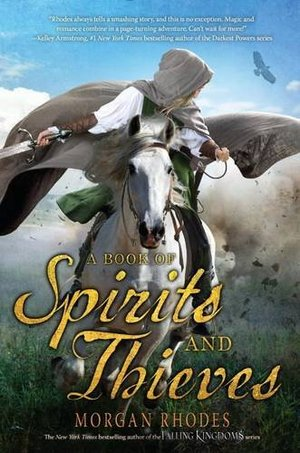 Book of Spirits and Thieves, A