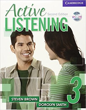 Active Listening with Speaking 3, Second Edition: Student's Book
