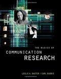 Basics of Communication Research, The