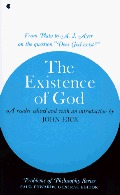 Existence of God (Problems of Philosophy Series), The