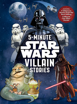 5-minute Star Wars Villain Stories