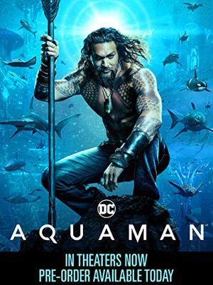 Aquaman (4K Ultra HD + Blu-ray + Digital) (4K Ultra HD)