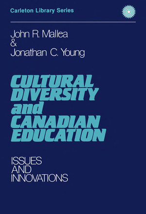 Cultural Diversity and Canadian Education