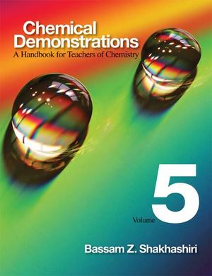 Chemical Demonstrations: Volume 5: A Handbook for Teachers of Chemistry