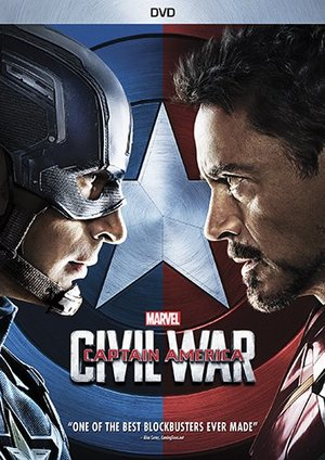Captain America #3: Civil War