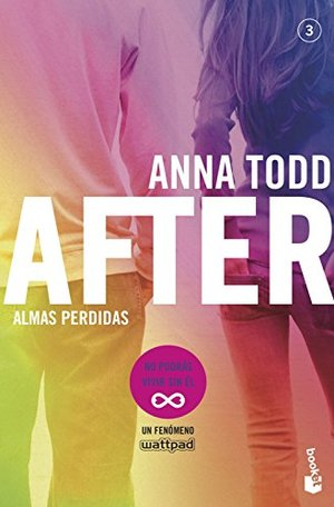 AFTER. ALMAS PERDIDAS: SERIE AFTER 3. BOLSILLO
