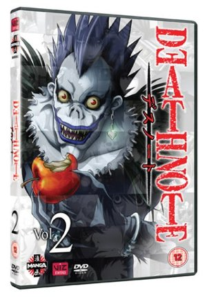 Death Note - Volume 2 (Episodes 9-16) [DVD]