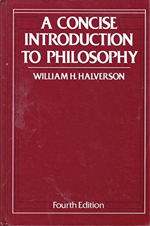 Concise Introduction to Philosophy