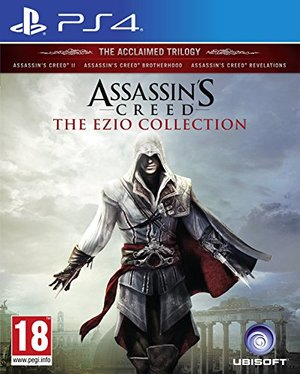 #2 - 4 Assassin's Creed: The Ezio Collection