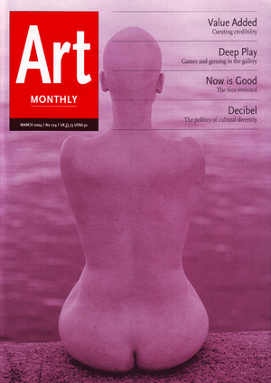 Art Monthly 274: March 2004