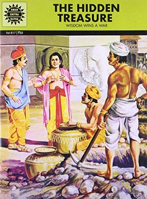 Jataka Tales : The Hidden Treasure (617)