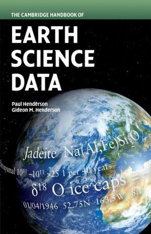 Cambridge Handbook of Earth Science Data, The