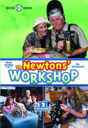 Newton's Workshop World Building / Germinators DVD