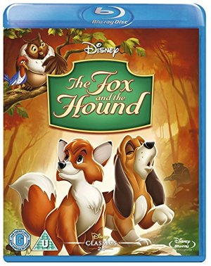 Fox and the Hound [Blu-ray] [1981] [Region Free], The
