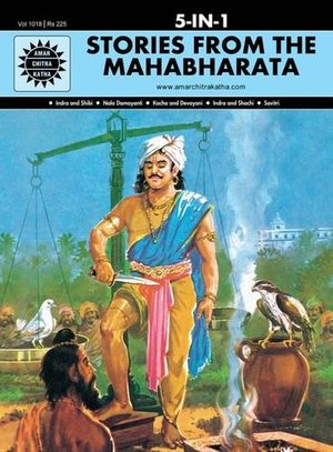 Stories From Mahabharata (1018)