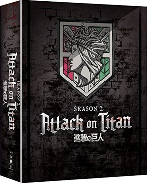 Attack on Titan: Season 2 (Limited Edition Blu-ray/DVD Combo)
