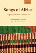 Songs of Africa: 22 pieces for mixed voices