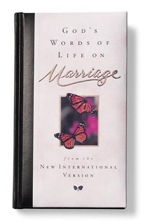 God's Words of Life on Marriage