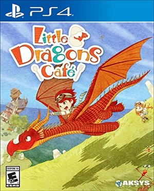 Little Dragons Cafe - PlayStation 4