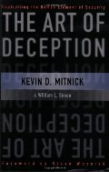 Art of Deception: Controlling the Human Element of Security, The