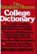 Dictionary, The Random House College Dictionary