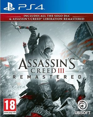 #5 - 6 Assassin's Creed III: Remastered