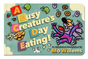 Busy Creature's Day Eating, A