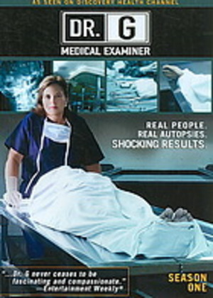 Dr. G, Medical Examiner : Season one (2 discs)