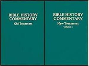 Bible History Commentary-New Testament Vol. 1