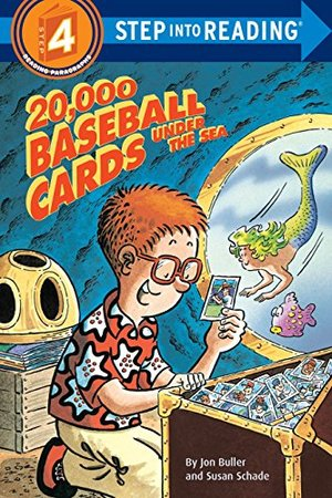 20,000 Baseball Cards Under the Sea (Step-Into-Reading, Step 4)
